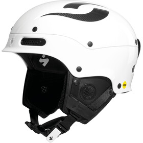 Sweet Protection Trooper II MIPS Casque Homme, gloss white